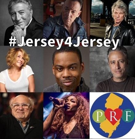 Jersey 4 Jersey, Jon Bon Jovi, Charlie Puth, Bruce Sprinsteen e tanti altri per la lotta alla pandemia