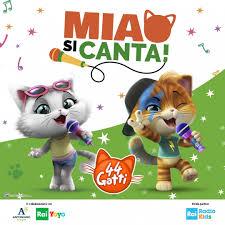 Miao si canta!, contest sulle note di 44 Gatti