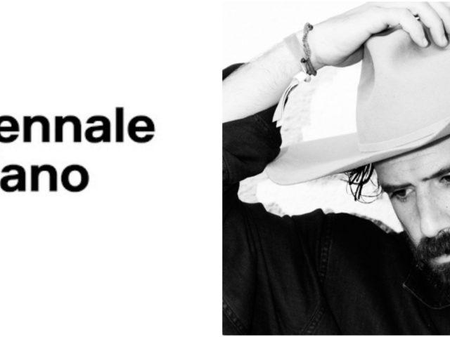 Tommaso Paradiso ospite oggi alla Triennale di Milano per la rassegna Decameron, storie in streaming nell'era della nuova peste nera
