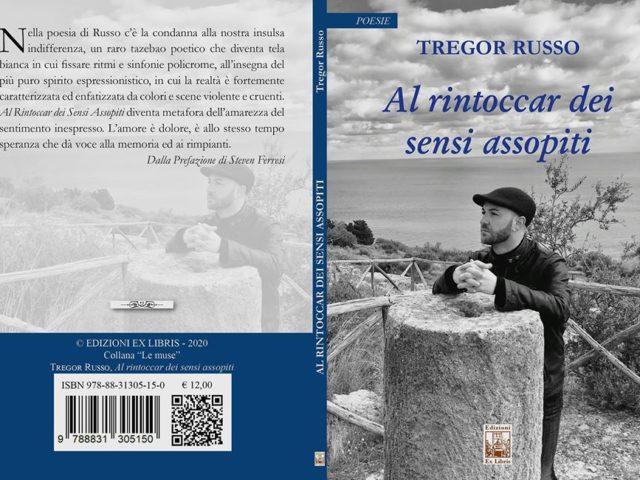 Nuovo libro di poesie e prosa per Tregor Russo