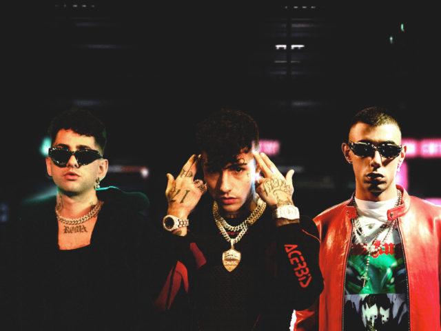 Dark Polo Gang – esce venerdì 8 maggio Dark Boys Club