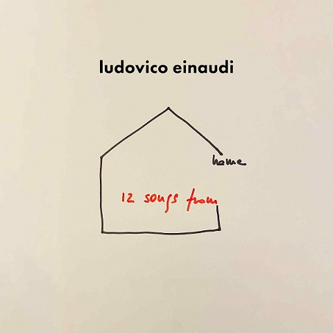 Ludovico Einaudi pubblica 12 Songs From Home