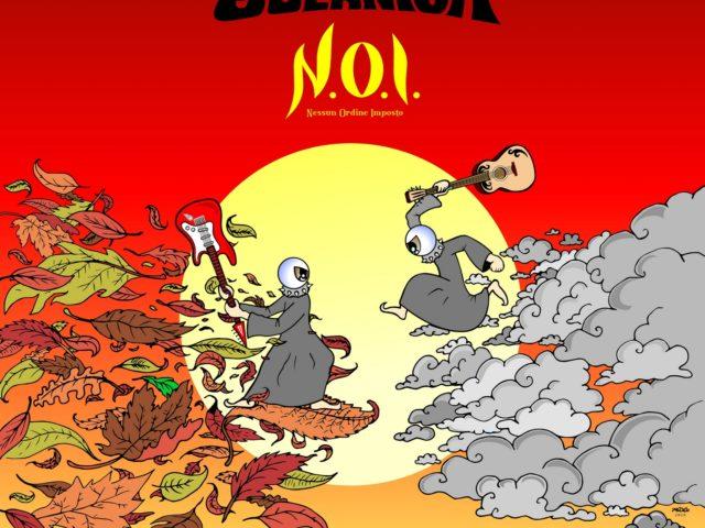 N.O.I. Nessun Ordine Imposto: doppio album in free download dei Guernica feat. Banco del Mutuo Soccorso