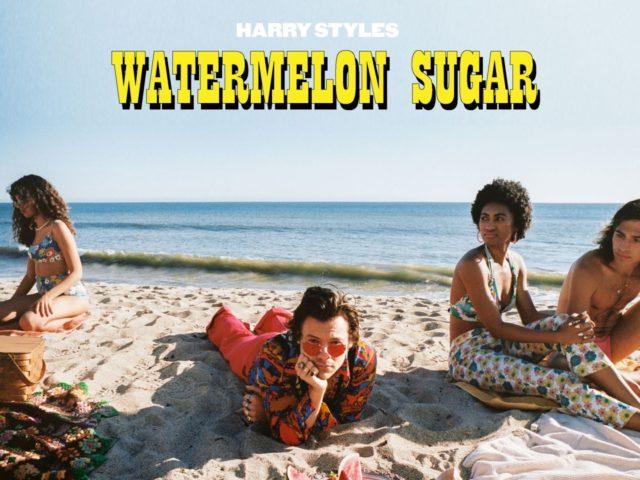 Harry Styles, il 22 maggio fuori il singolo Watermelon Sugar