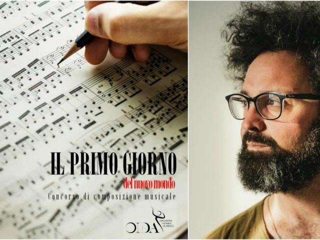 Oida Orchestra Instabile di Arezzo e Simone Cristicchi con il concorso Il Primo Giorno cercano un giovane compositore