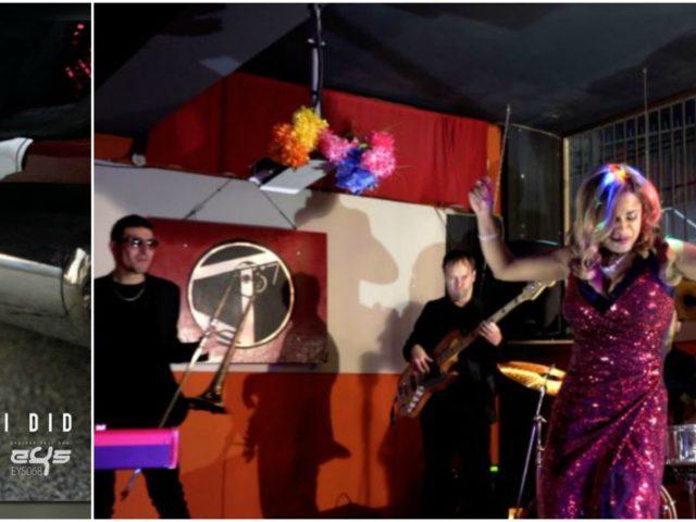Con l'aiuto della cantante Elena Castagnoli, i piemontesi Jambalaya 37 puntano sul loro miglior prodotto audiovisivo!