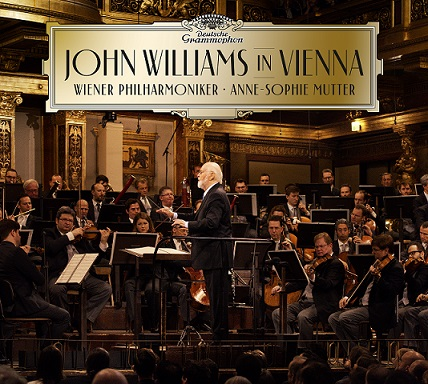 John Williams e i Wiener Philharmoniker, in uscita il live in Vienna