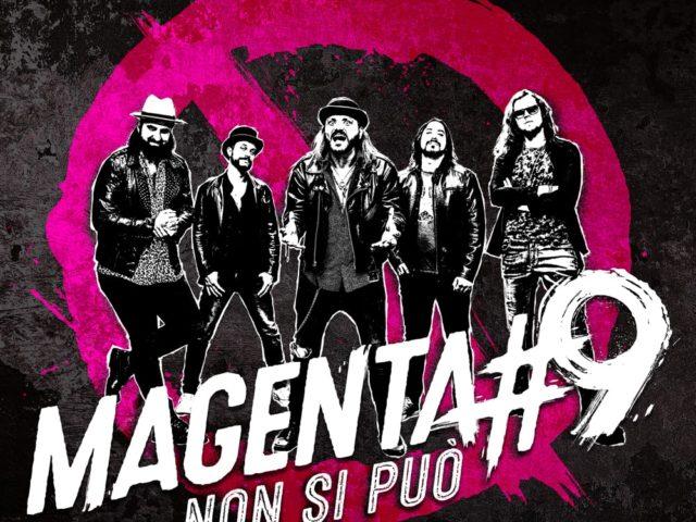 Non Si Può, singolo d'esordio del progetto bolognese Magenta#9, con la collaborazione del produttore milanese Marco Barusso