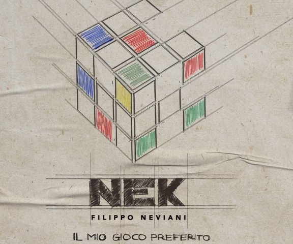 Nek, il nuovo album è Il mio gioco preferito – Parte seconda