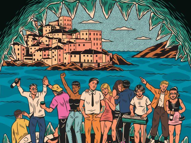 Samuel Heron feat The Kolors in Nella pancia della balena