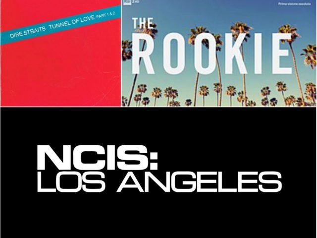 Per promuovere The Rookie e NCIS: Los Angeles, Rai 2 punta su Tunnel of Love dei Dire Straits
