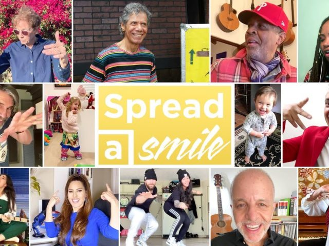 Chick Corea, Mark Isham e Stanley Clarke tra i musicisti del videoclip Spread a Smile #StayWell, prodotto da Scientology Media Productions