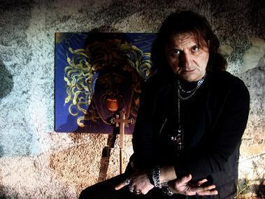 Mario The Black Di Donato: il metal che piacerebbe anche a Dante Alighieri