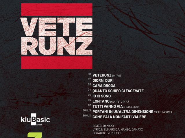 Pensando ai Run Dmc, i baresi 7Peccati / Veterunz ed il loro hip hop per la Prima Repubblica .. per riconoscere chi ha valore!