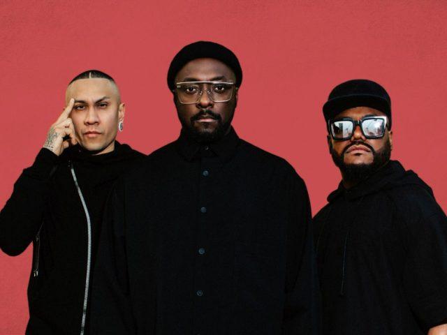 Black Eyed Peas tornano con un nuovo progetto discografico