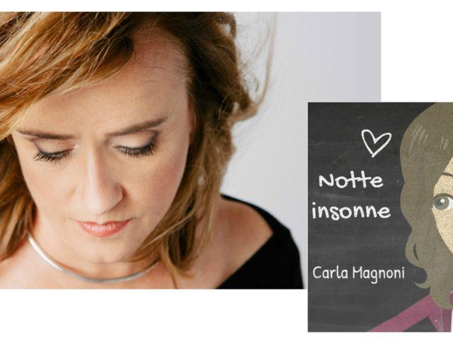 Cantautrice, pianista, autrice: ama scrivere canzoni per il suo diletto e per gli altri. Pubblicato Notte Insonne, singolo di Carla Magnoni ..