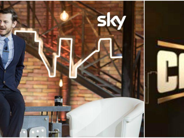 Max Pezzali, Lodo Guenzi, Cristina Parodi, Giorgio Gori e gli alpini: stasera ospiti di E Poi C'E' Cattelan Live su Sky …