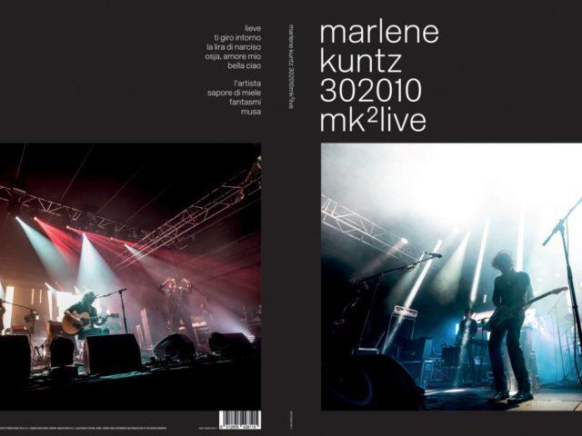 """Marlene Kuntz: Sabato 20 giugno  esce il doppio vinile """"302010 MK²LIVE"""" per i 30 anni di carriera"""