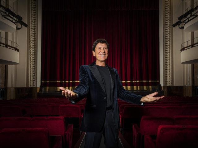 Gianni Morandi il 15 Giugno al Teatro Duse di Bologna per un evento simbolico…