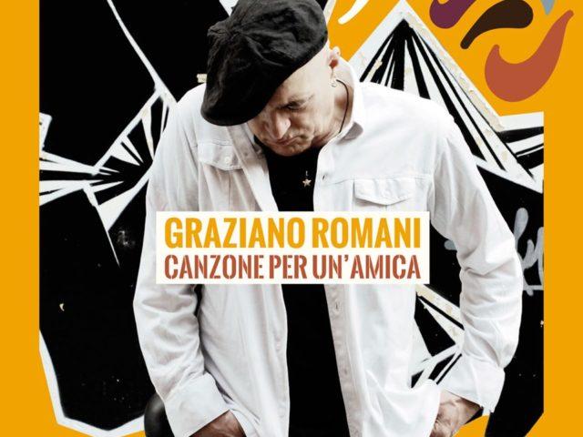 Graziano Romani omaggia Guccini e i Nomadi con Canzone per un'amica