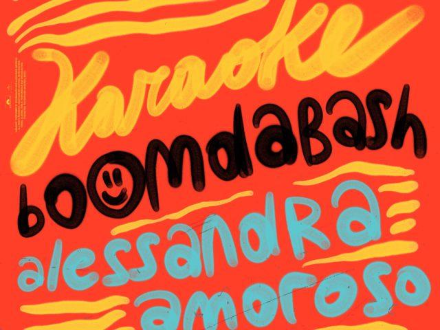 Boombadash e Alessandra Amoroso tornano con Karaoke
