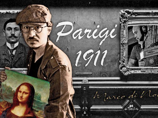 30 mila visualizzazioni per il leonardesco video di Parigi 1911, opera di Marco Di Noia