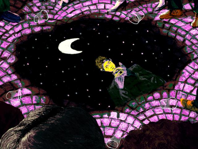 Mox pubblica Venerdì 19 Giugno il nuovo singolo Di Notte, in collaborazione con Dente.