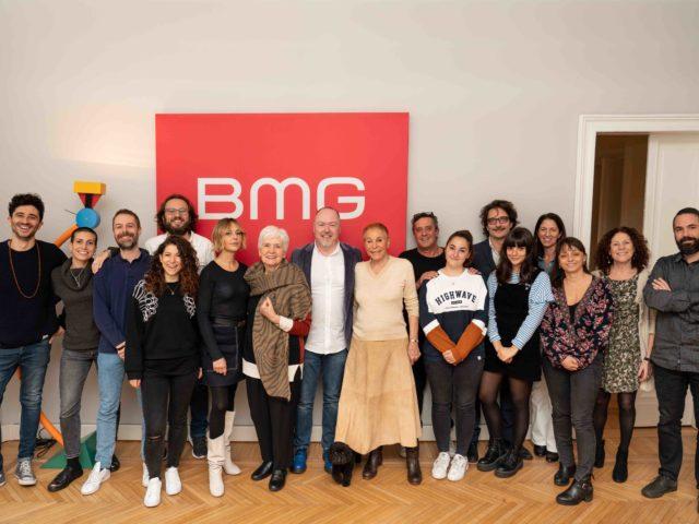 Ornella Vanoni firma per BMG e prepara un nuovo album