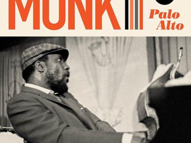 Thelonious Monk, esce uno storico live a Palo Alto