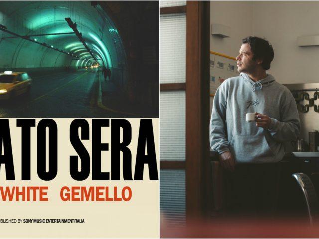 Venerdì 5 Giugno esce Sabato Sera (per Sony Music Italy), il nuovo singolo di Peter White (alias Pietro Bianchi) con Andrea Gemello