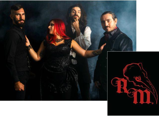 InfinityHeavy ufficio stampa della progressive-symphonic metal band Red Masquerade