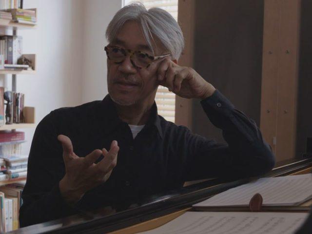 Ryuichi Sakamoto: Coda in streaming per la Giornata Mondiale dell'Ambiente