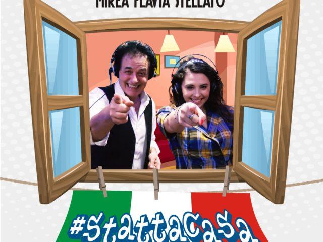 Esorcizzare la paura del coronavirus: #stattacasa di Gianni Conte e Mirea Flavia Stellato..