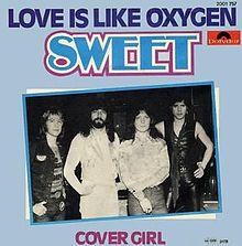 La scomparsa di Steve Priest, bassista del gruppo glam rock degli Sweet…
