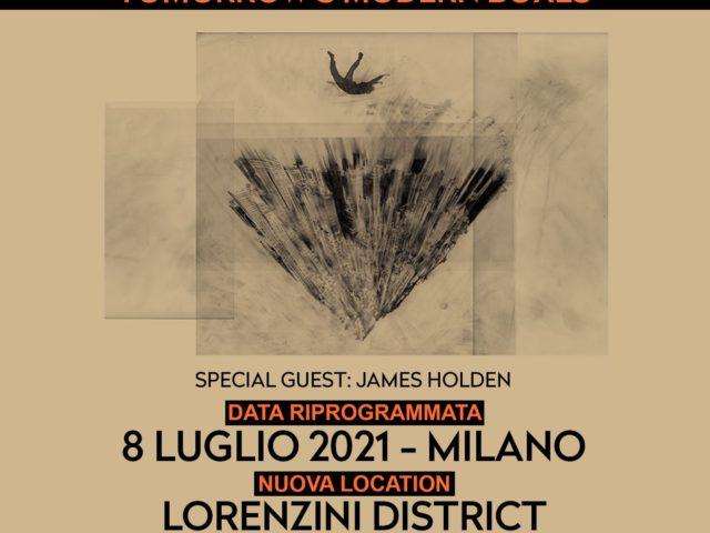 Thom Yorke Tomorrow's Modern Boxes: il concerto milanese del frontman dei Radiohead spostato a Giovedì 8 Luglio 2021