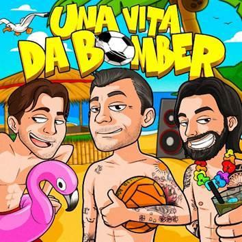 Bobo Vieri, Nicola Ventola e Lele Adani incidono Una vita da Bomber