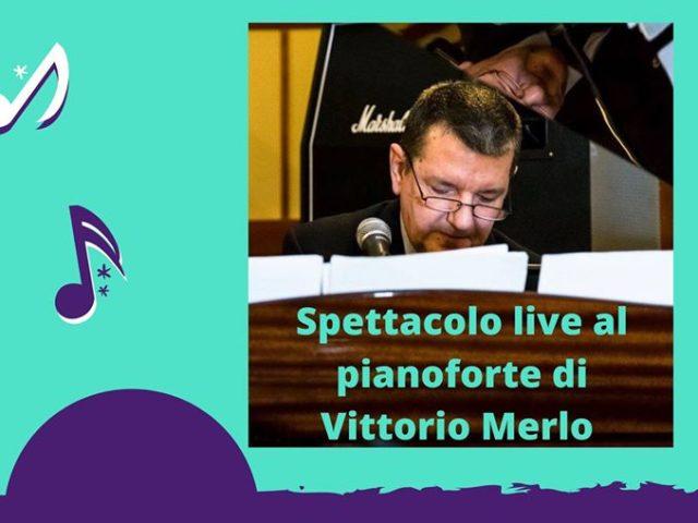 Bufalo Bill ed il suo Buon Umore: disponibile il concerto live at home di Vittorio Merlo a Bissen, in Lussemburgo