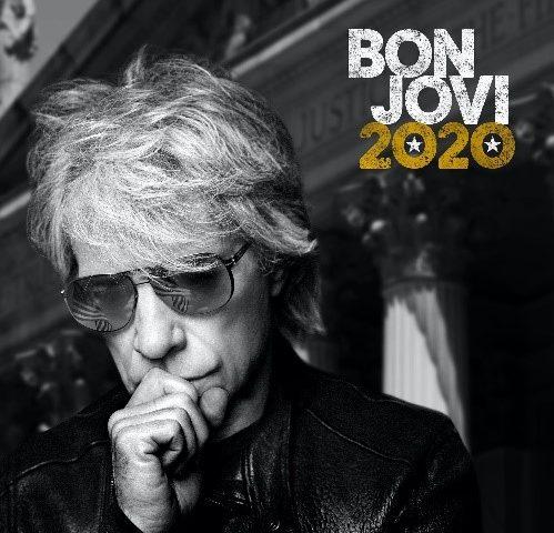 Bon Jovi :esce il 2 Ottobre l'album 2020 ed oggi fuori il singolo Do What You Can