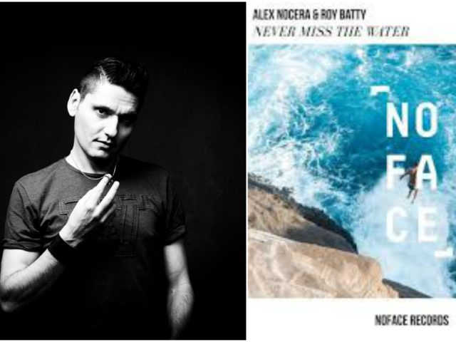 Alex Nocera pubblica Never Miss The Water con Roy Batty