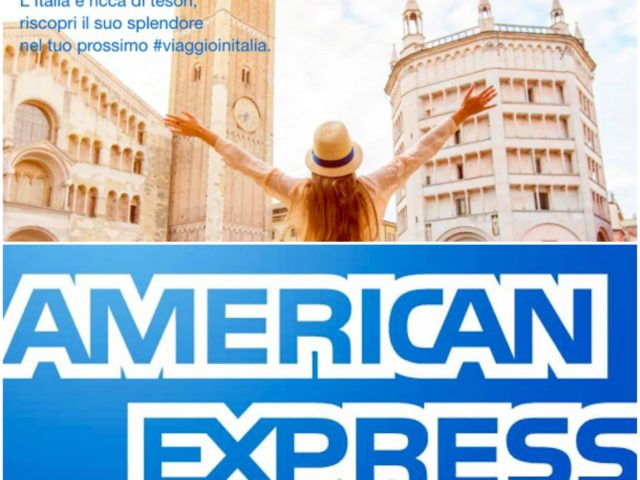 American Express lancia Viaggio in Italia, progetto per riscoprire i luoghi e la cultura della nostra penisola