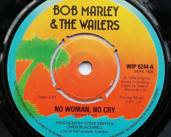 Bob Marley, nuovo video per No Woman No Cry