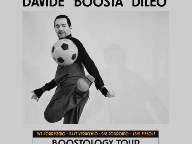 """Davide 'Boosta' Dileo in tour con """"Boostology"""" il 29 luglio al Mattatoio di Roma"""