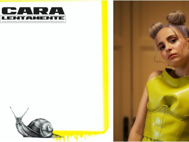Venerdì 10 Luglio esce Lentamente (su Polydor Records), il nuovo singolo di Cara