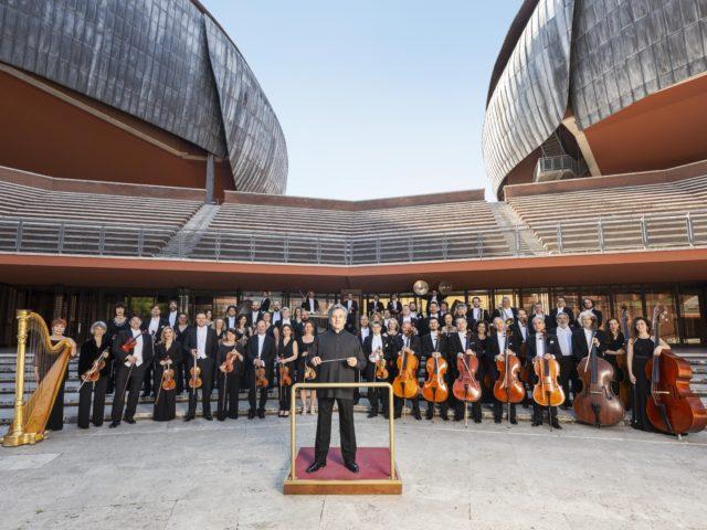 Beethoven Start: le nove sinfonie alla Cavea dell'Auditorium di Roma con l'Orchestra di Santa Cecilia diretta da Antonio Pappano