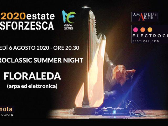 Electroclassic Summer Night il 6 Agosto al Castello Sforzesco di Milano