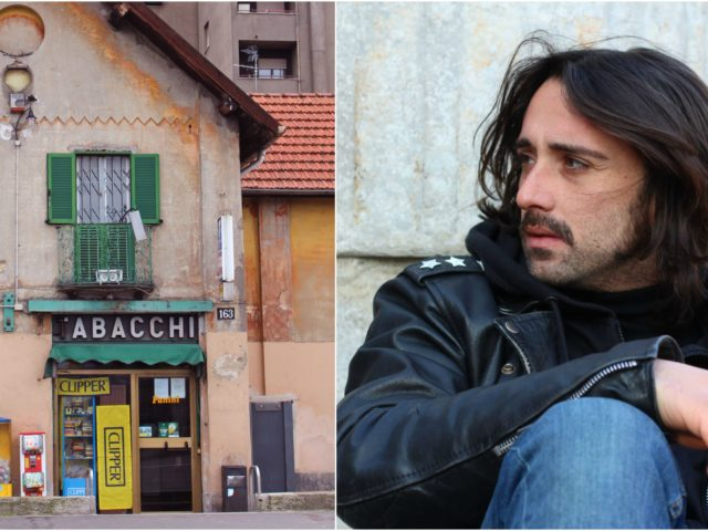 Emanuele Patti girovando per Baggio trova l'ispirazione per il nuovo brano Chioschi Estivi