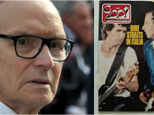 Ennio Morricone ed i Dire Straits: influenze, concerti, incontro…