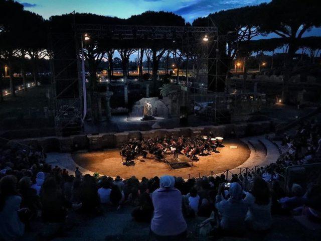 Ostia Antica Festival 2020 al via dal 14 luglio con Il Grande Cinema in Concerto, dedicato a Morricone