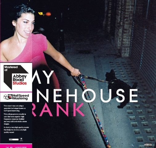 Amy Winehouse, torna Frank in versione Half Speed Mastering