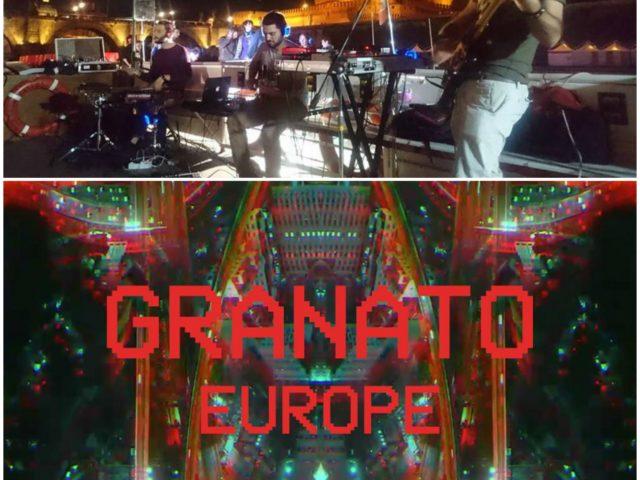 Il rock elettronico dei Granato: con il brano Europe si domandano .. quando il morbo smetterà, questo mondo dove andrà?